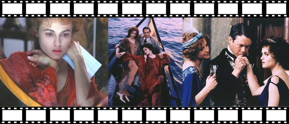 Permalink to: Costumes for Oscar nominated The Wings of the Dove (1997)